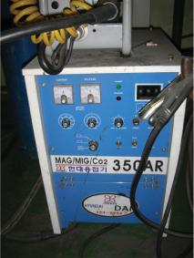 MAG/MIG/Co2 350AR